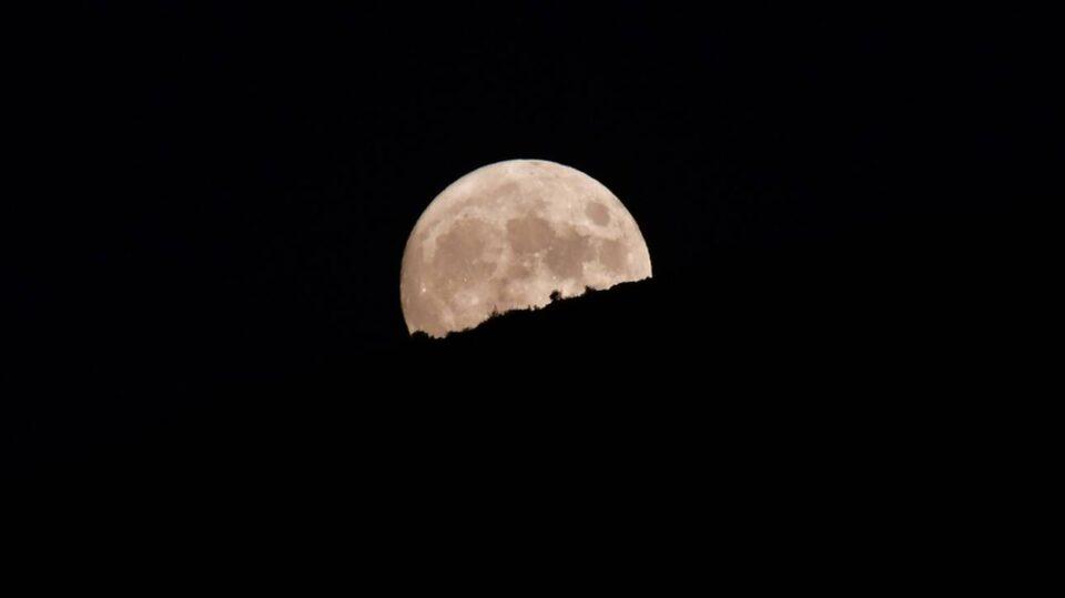 ΣΑΟΟ-Ανάβαση Οστρακίνα- Πανσέληνος Σεπτεμβρίου