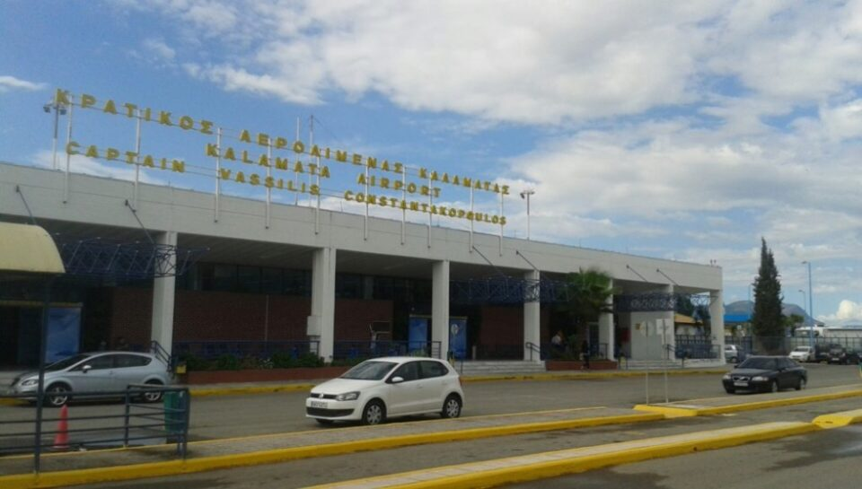 Πέντε συλλήψεις αλλοδαπών στο Αεροδρόμιο Καλαμάτας