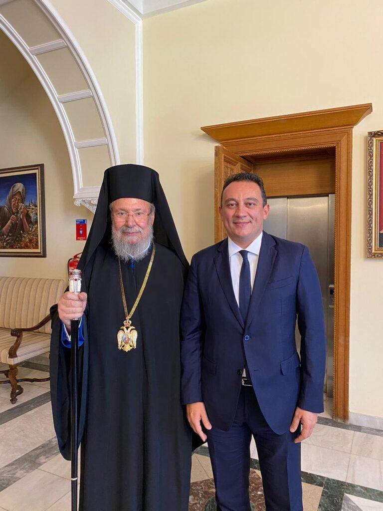 vlasis-arxiepiskopos-kypros
