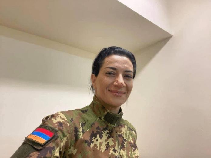 Αρμενία-΄σύζυγος-πρωθυπουργού