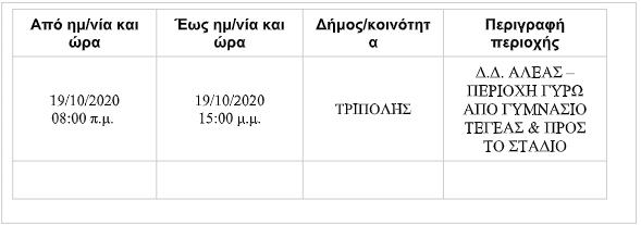 diakopi-reumatos-dimos-tripolis
