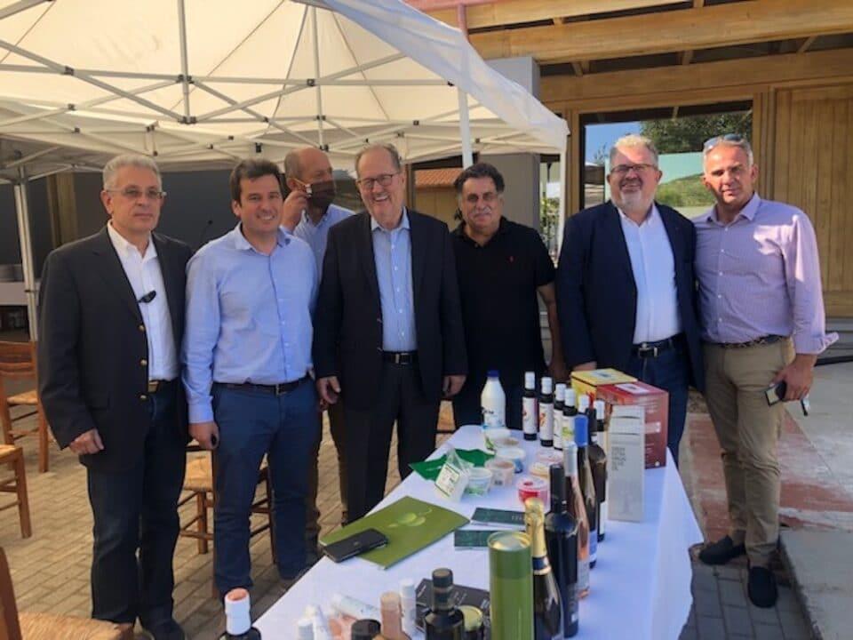 επιχειρηματίες της μεταποίησης- Περιφέρεια Πελοποννήσου
