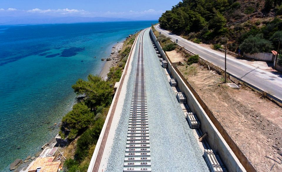 σιδηροδρομική-γραμμή-Κιάτο-Αίγιο